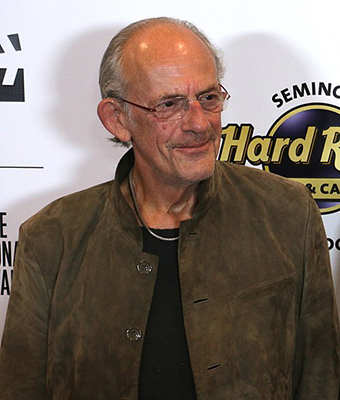 Christopher Lloyd. Photo credit: Gabriel Tyner on www.flickr.com