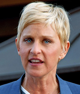 Ellen Degeneres. Photo credit: © Glenn Francis, www.PacificProDigital.com