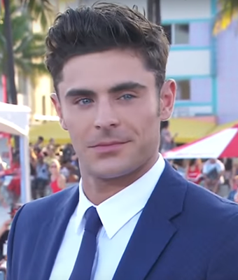 Zac Efron. Photo credit: Dulce Osuna