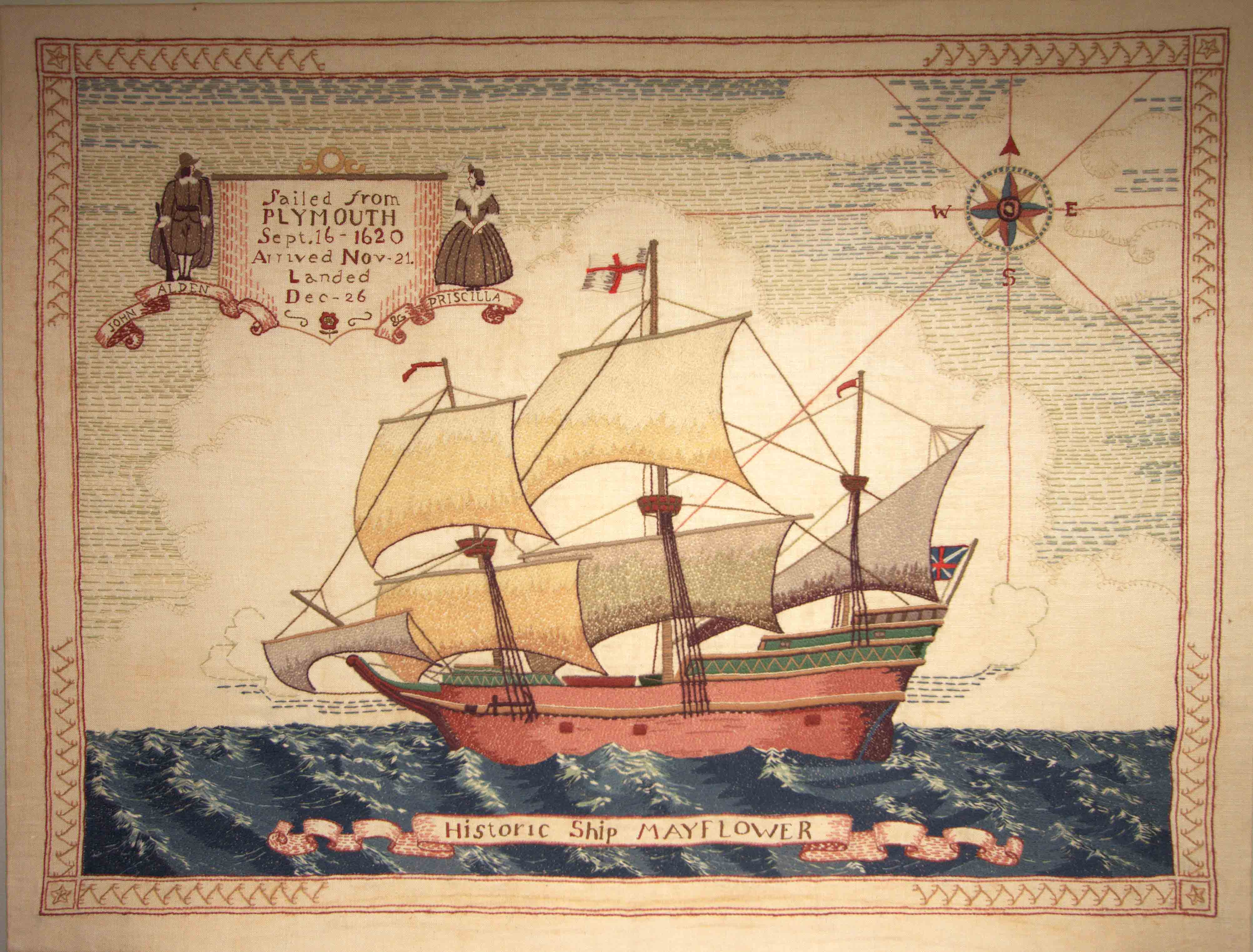 Pilgrim Database Mayflower Heritage And History